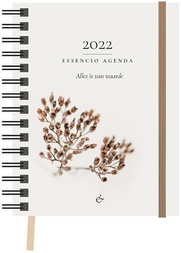 Essencio Agenda 2022 klein (Ringband)