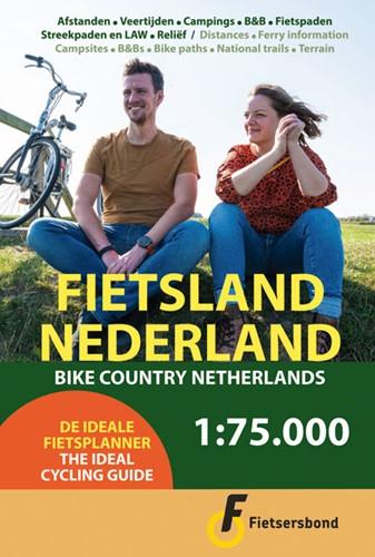 Fietsland Nederland (Paperback)