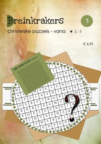 Breinkrakers 3 (Paperback)
