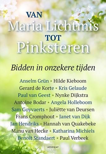 Van Maria Lichtmis tot Pinksteren (Paperback)