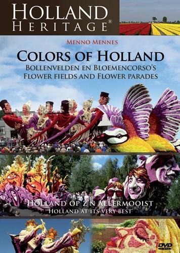 Bollenvelden en Bloemencorso?s (DVD-rom)