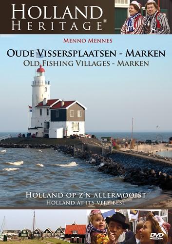 Oude Vissersplaatsen - Marken (DVD-rom)