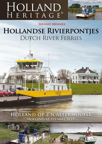 Hollandse Rivierpontjes (DVD-rom)