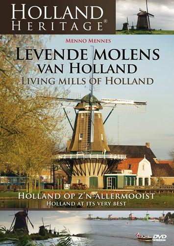 Levende Molens van Holland (DVD-rom)