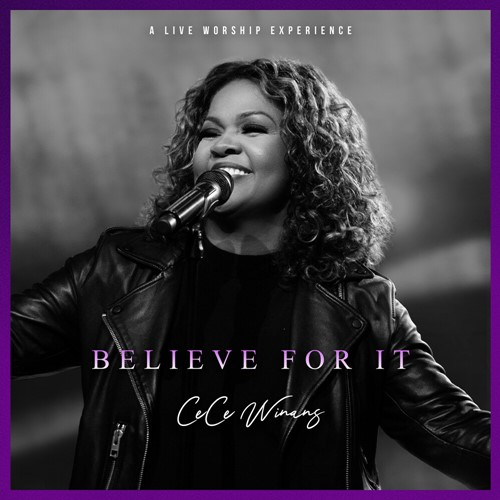 Believe for it (Live) (CD)