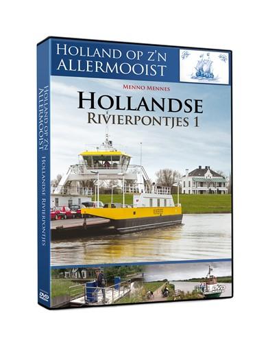 Holland op zijn allermooist - Rivierpont (DVD-rom)