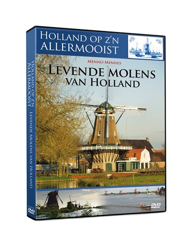 Holland op zijn allermooist - Levende mo (DVD-rom)