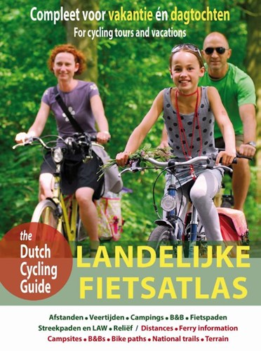 Landelijke Fietsatlas (Paperback)
