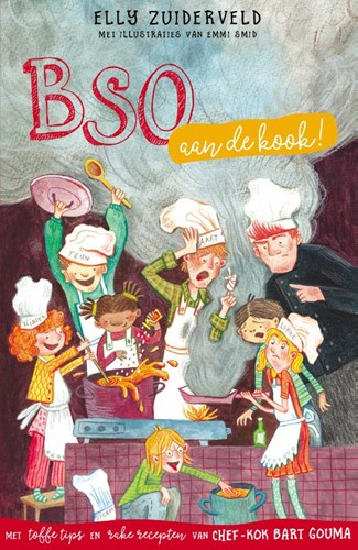BSO aan de kook! (Paperback)