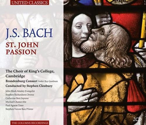 St. John Passion (J.S. Bach) (CD)