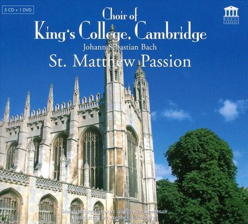 St. Matthew Passion (DVD-rom)