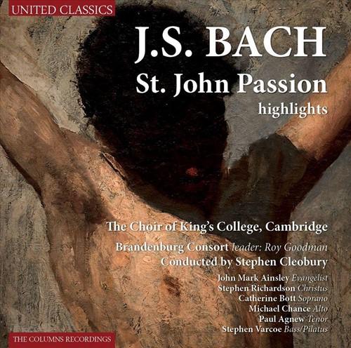 St. John Passion Highlights (J.S. Bach) (CD)
