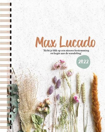 Max Lucado agenda 2022 (Ringband)
