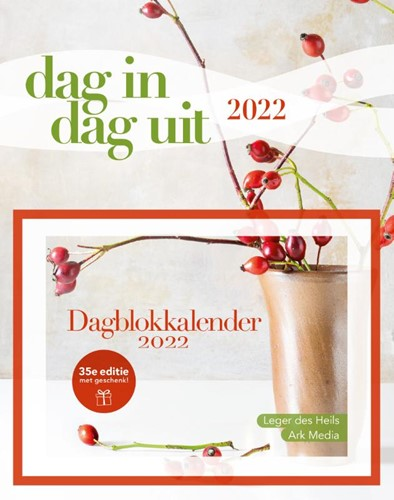 Dag in dag uit 2022 (Kalender)