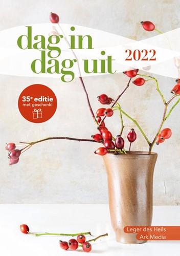 Dag in dag uit 2022 (Paperback)