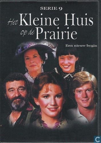 Kleine huis op de prairie serie 9 (DVD-rom)