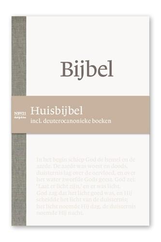 NBV21 Huisbijbel incl. deuterocanonieke boeken (Hardcover)