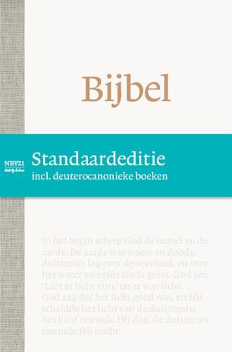 NBV21 Standaardeditie incl. deuterocanonieke boeken (Hardcover)