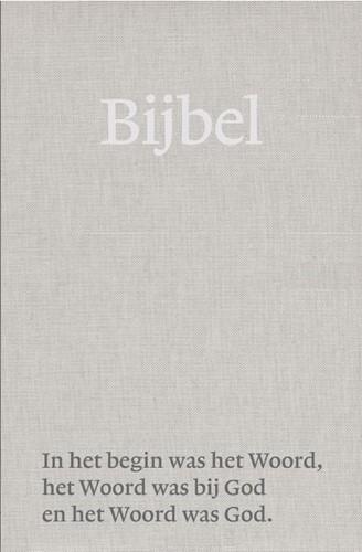 NBV21 Kanselbijbel Deluxe (Hardcover)