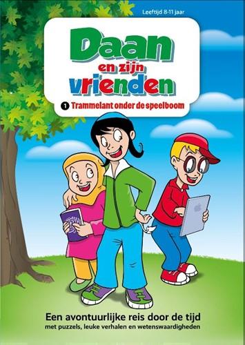 Daan en zijn vrienden (Paperback)