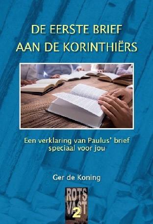 De eerste brief van Paulus aan de Korinthiërs (Paperback)