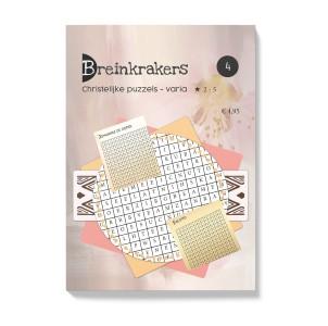 Breinkrakers 4 (Paperback)