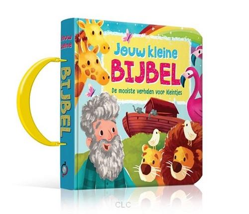 Jouw kleine Bijbel (Hardcover)