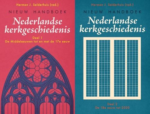Nieuw handboek Nederlandse kerkgeschiedenis (Hardcover)