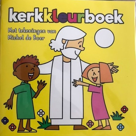 Kerkkleurboek 2 (Pakket)