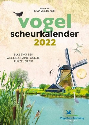 Vogelscheurkalender 2022 (Scheurkalender)