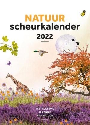 Natuurscheurkalender 2022 (Scheurkalender)