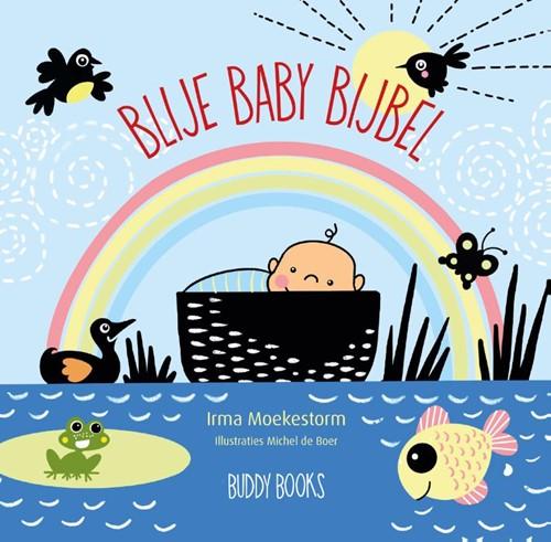 Blije Baby Bijbel (Hardcover)