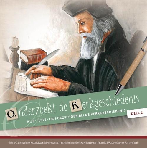 Onderzoekt de kerkgeschiedenis, deel 2 (Paperback)