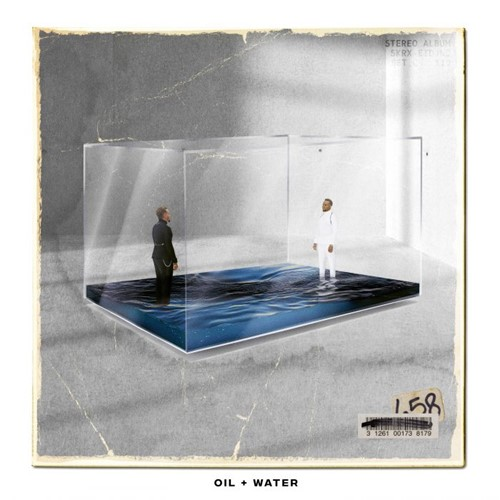 Oil and Water (CD)