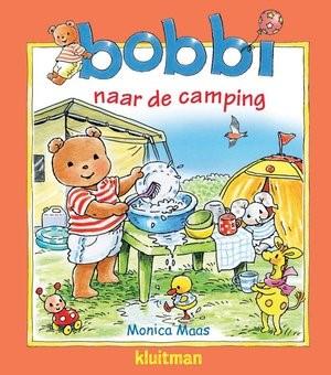 Bobbi naar de camping (Hardcover)
