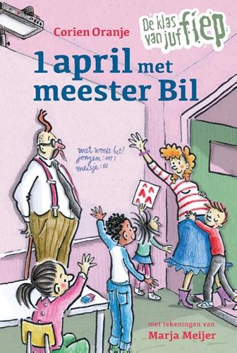 1 april met meester Bil (Hardcover)