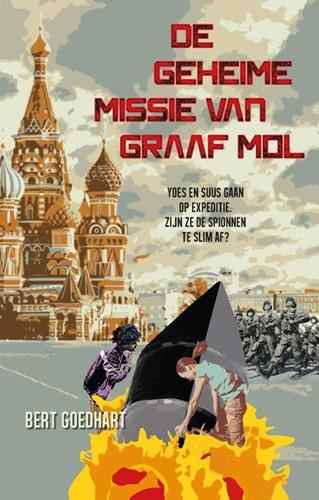 De geheime missie van graaf Mol (Hardcover)