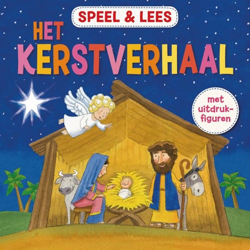 Speel & lees het kerstverhaal (Kartonboek)