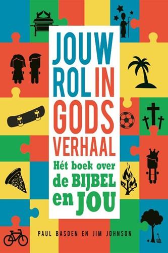 Jouw rol in Gods verhaal (Paperback)