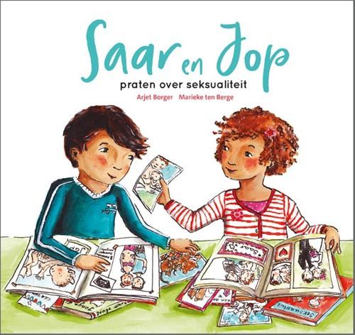 Saar en Jop praten over seksualiteit (Hardcover)