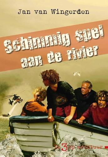 Schimmig spel aan de rivier (Hardcover)