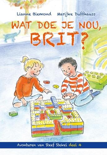Wat doe je nou, Brit? (Hardcover)