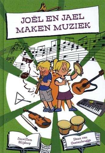 Joël en Jael maken muziek (Hardcover)