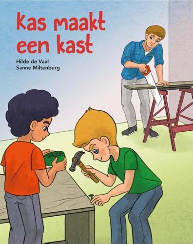 Kas maakt een kast (Hardcover)