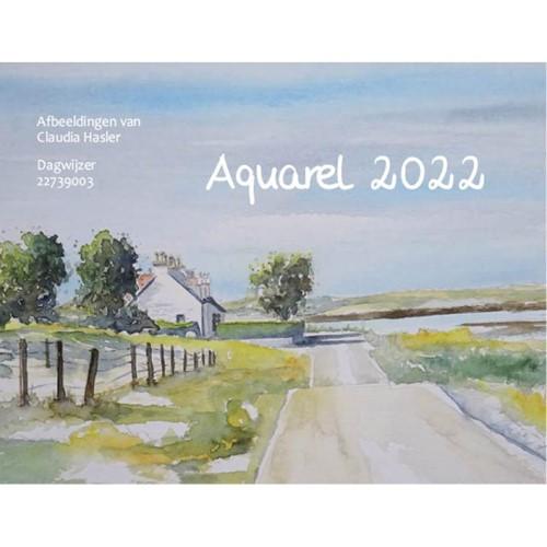 Kalender Aquarel HSV (Kalender)