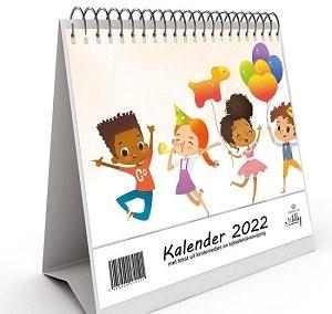 Bureaukalender 2022 kinderliedjes (Ringband)