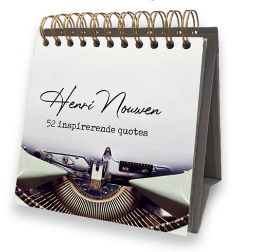 Henri Nouwen bureauklapper (Kalender)