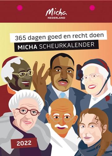 Micha Scheurkalender 2022 (Kalender)