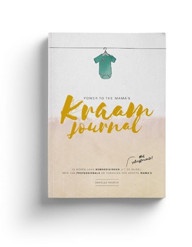 Power to the Mama's Kraamjournal (Paperback)
