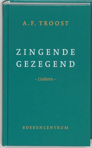 Zingende gezegend (Hardcover)